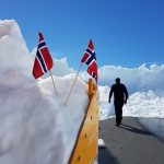 The Nibbevegen Road will open 21rst of May 2019
